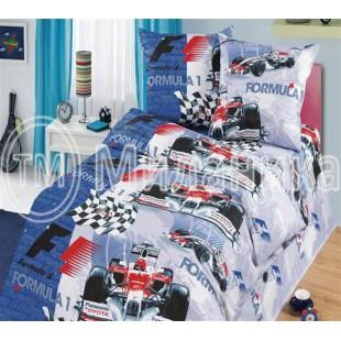 Детское постельное белье - Формула 1