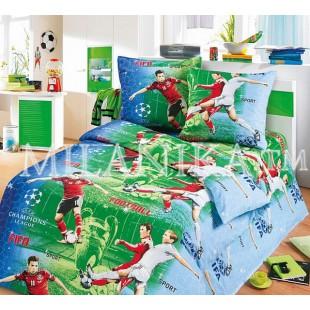 Детское постельное белье Футбол