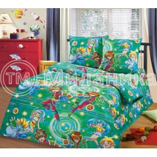 Детское постельное белье - Отважные