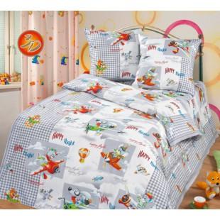 Детское постельное белье с Томом и Джерри - Пилоты