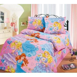Детское постельное белье из бязи - Принцесса