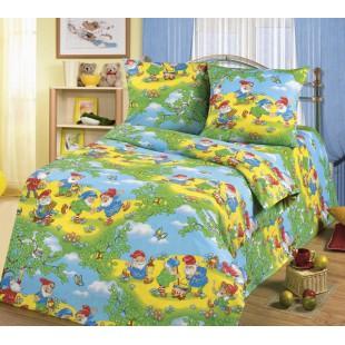 Детское постельное белье - Страна гномов