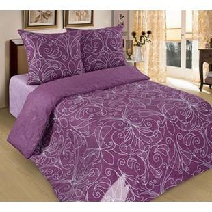 Постельное белье фиолетово-лавандового оттенка Жемчужина