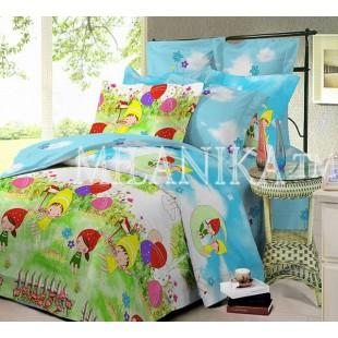 Детское постельное белье из поплина - Аленки