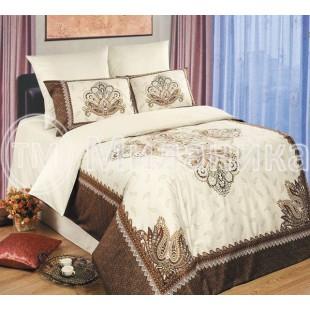 Комплект постельного белья из сатина Мозайка