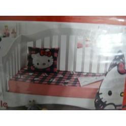 Наматрасник непромокаемый Hello Kitty