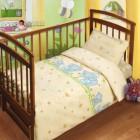Как правильно выбрать комплект постельного белья новорожденному малышу