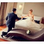 Выбираем постельное белье на первую брачную ночь