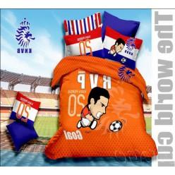 Постельное белье с футболистом Ван Пис (KNVB)