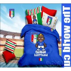 Постельное белье с футболистом Марио Балотелли (Италия)