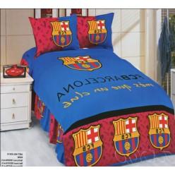 FCB Barcelona синий с малиновым