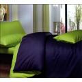 Сине-зеленый двухцветный