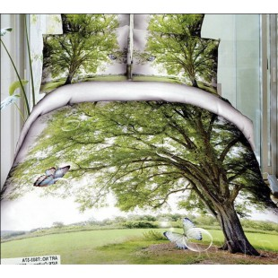 Постельное белье - дерево с раскидистыми ветвями