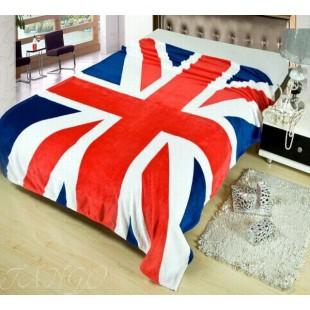 Плед - Британский флаг