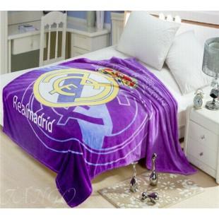 Футбольный плед - Реал Мадрид