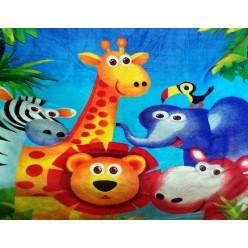 C животными - Зоопарк
