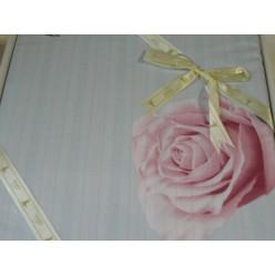 Розы и полосочки