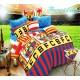Постельное белье с футбольным клубом Барселона